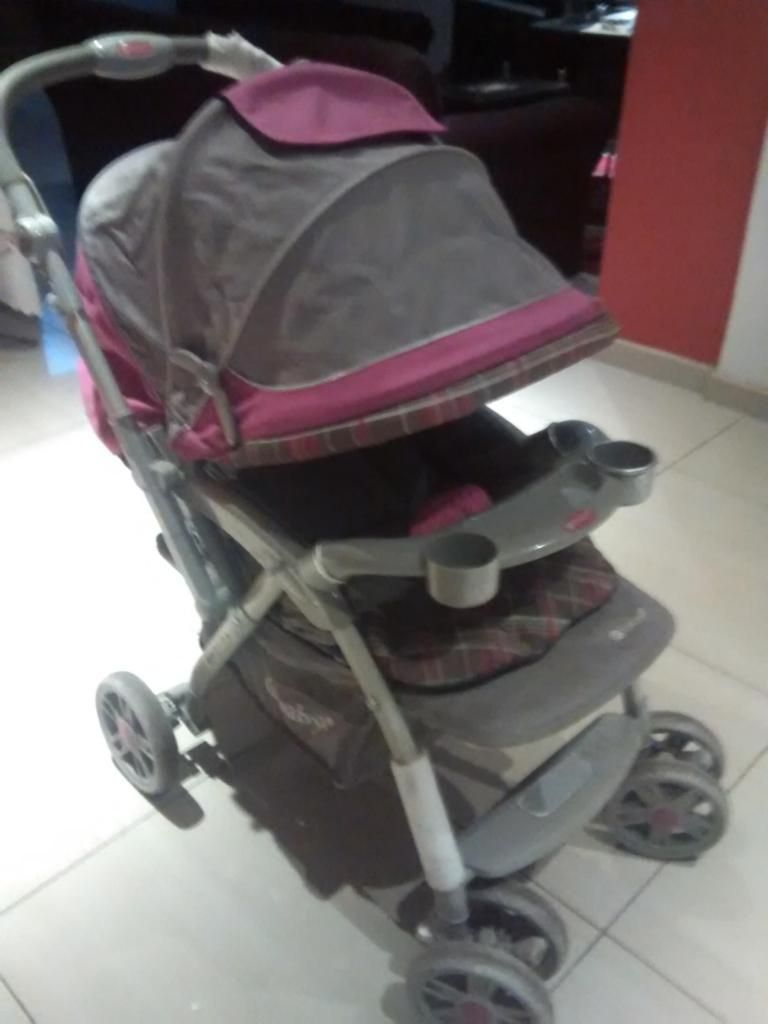 Coche Cuna para bebes EBABY
