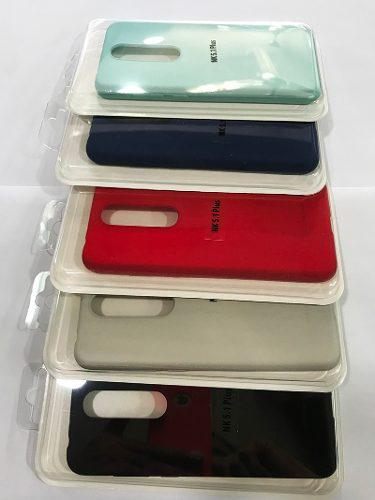 Funda Case Protector Gel Silicona Para Nokia 5.1 Plus Jelly