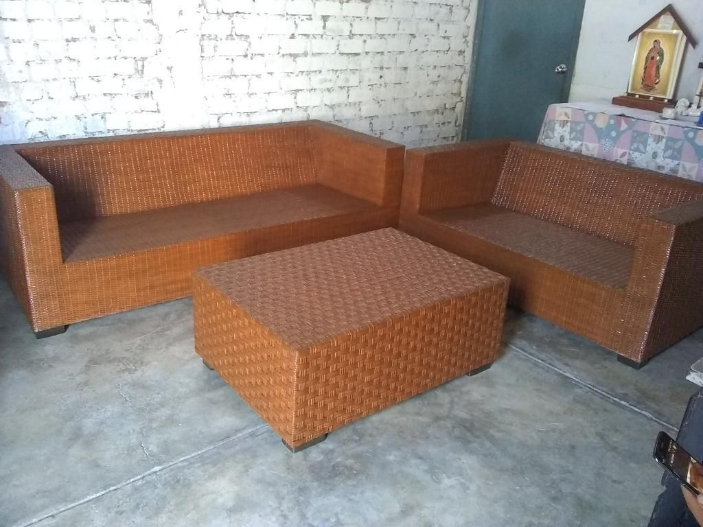 Muebles De Mimbre Terrazas Lima Posot Class