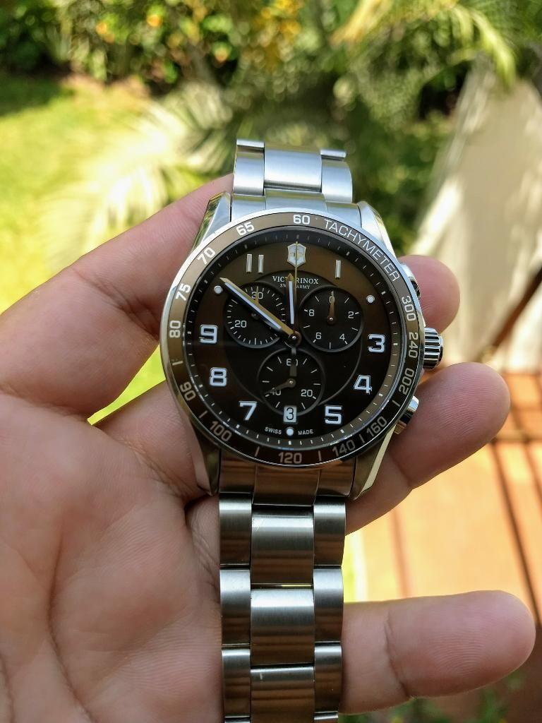 Reloj Victorinox Chrono Classic Xls 45