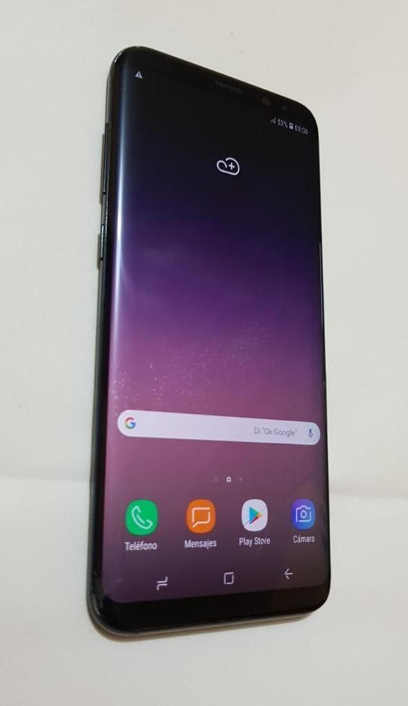 Samsung Galaxy S8 Plus Libre Detalle