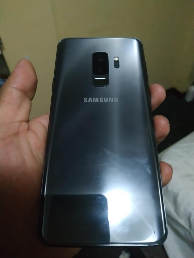 Samsung Galaxy S9 Plus de 128gb S/