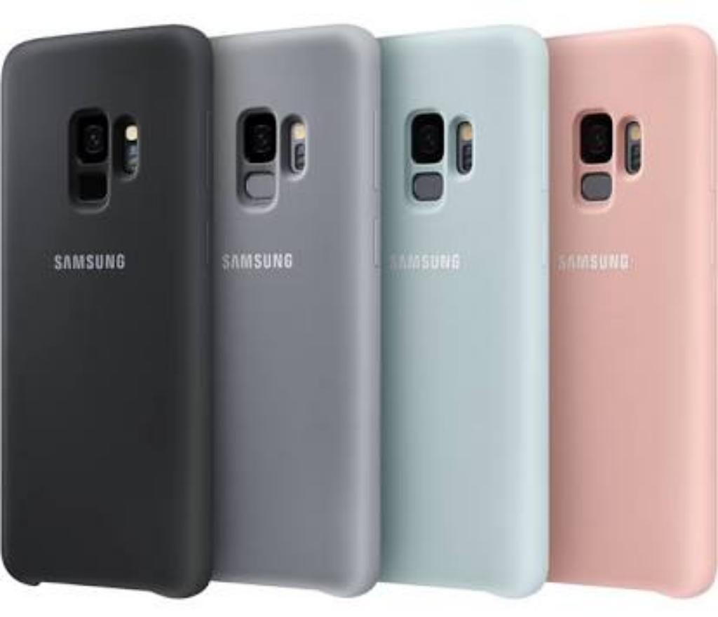 Silicone Cover Samsung S9 Y S9 Original