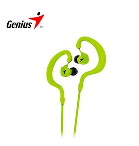 Audifono C/microf. Genius P/smartphone Hs-m270 Grey/green