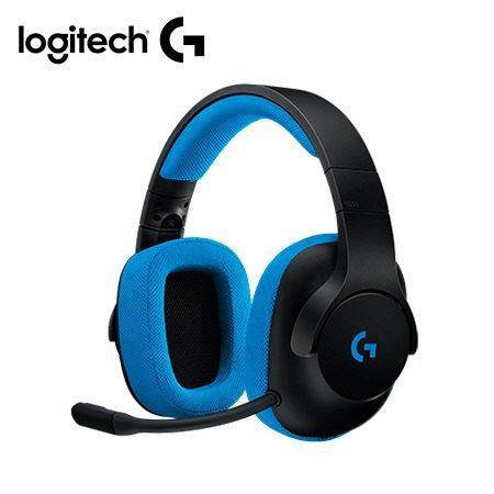 Audifono Gamer C/microf. Logitech G233 Prodigy Black