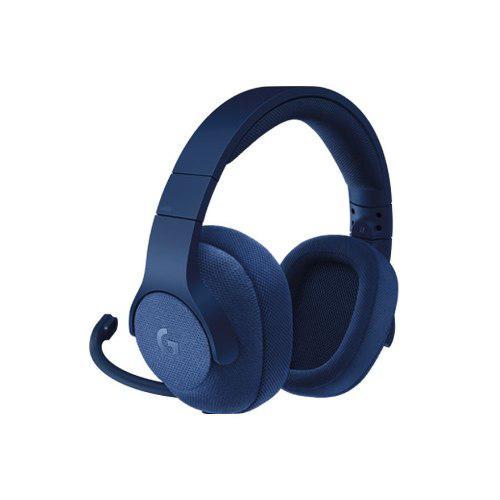 Audifono Gamer C/microf. Logitech G433 7.1 Blue