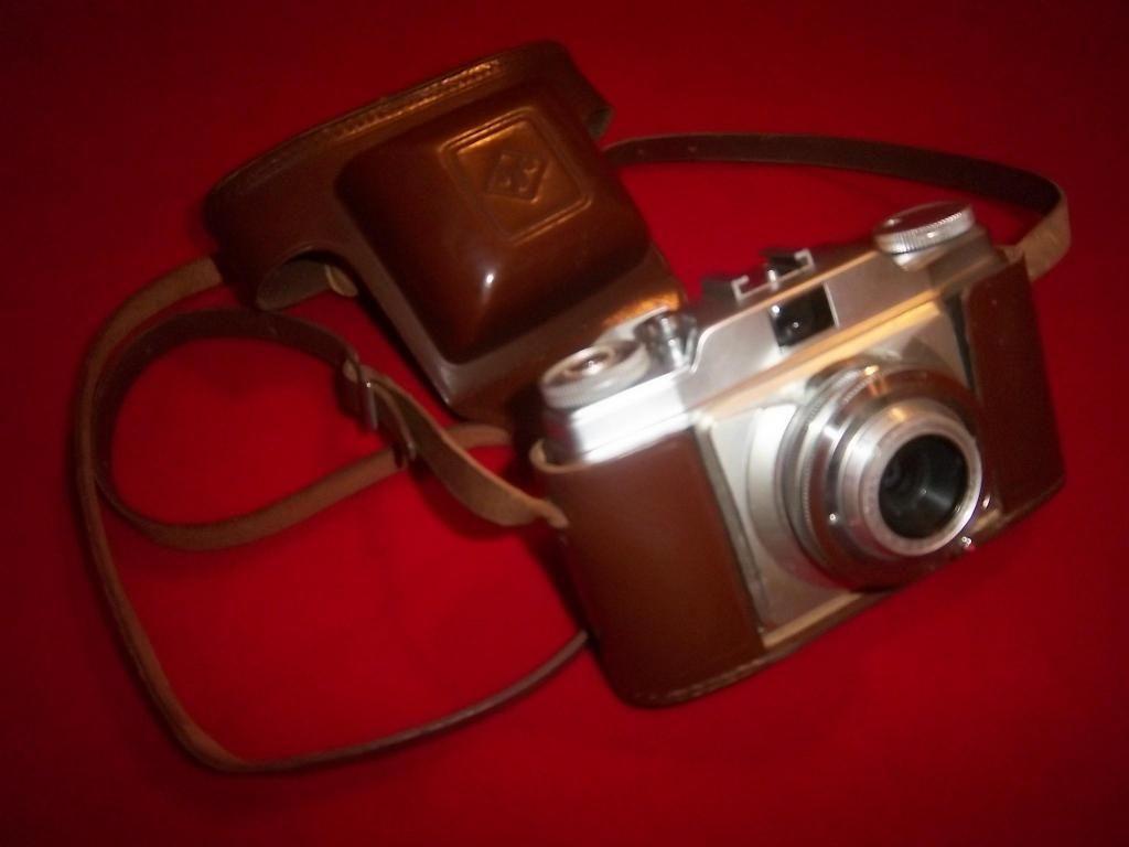 Camara Fotográfica AGFA
