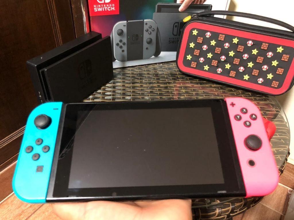 Cambio Nintendo Switch X Ps4 1tb O Pro