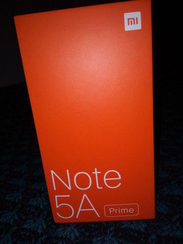 Celular Xiaomi Redmi Note 5a Prime