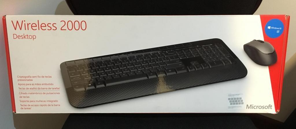 Kit Teclado y mouse Wireless