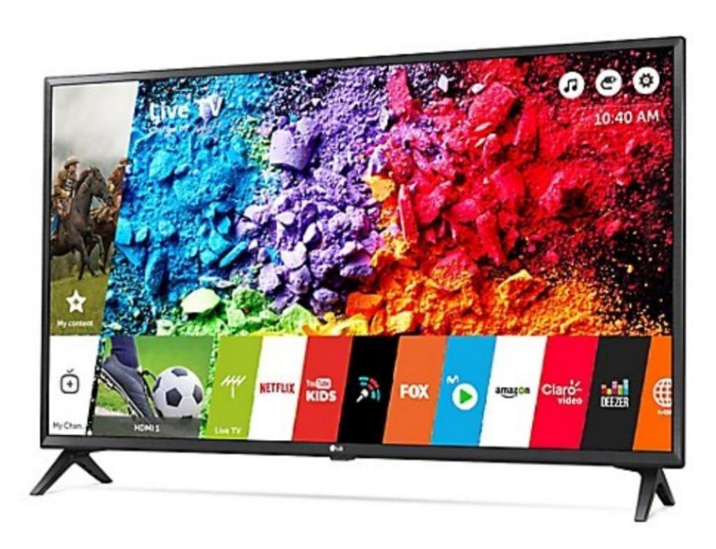 Lg Smart Tv 49 Full Hd Wifi Nuevo