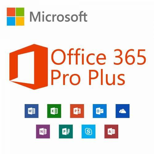 Microsoft Office 365 2019 Pro Clave Pc/mac (1 Devices)