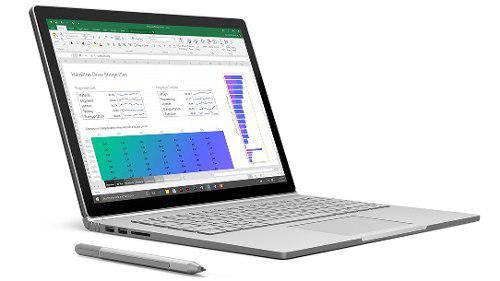 Microsoft Surface Book, 8gb Ram, 128gb Ssd + Stylus Oferta!