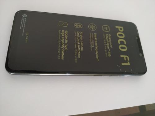 Xiaomi Pocophone F1 6gb 64gb Nuevo En Caja