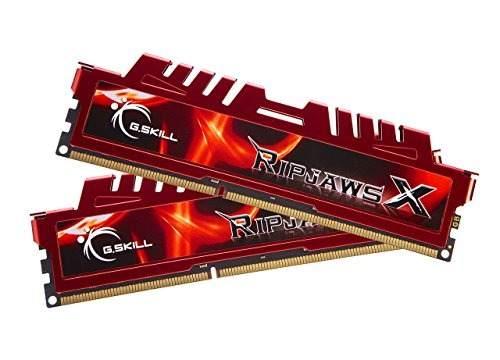 Gskill Ripjaws X Series 8gb 2 X 4gb Desktop Memory 240pin Dd