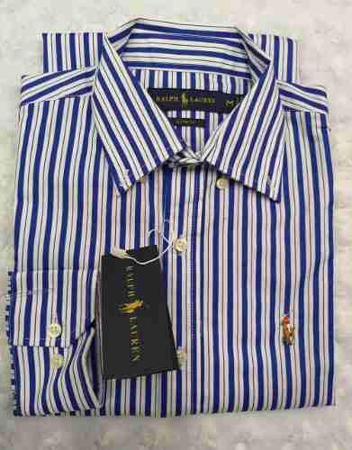 Camisa Polo Ralph Lauren Para Caballero De Algodón