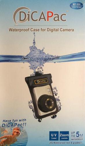 Estuche Acuático Wp- 300 Para Cámaras Digitales Marca