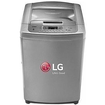 Lavadora Lg T1266tp Capacidad 12 Kg - Color Silver.