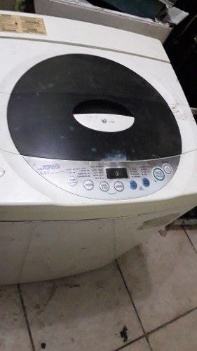 Lavadora Lg Usada De 6.5 Kg Funcionando Bien