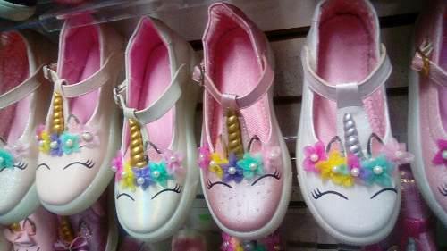 Zapatillas Unicornio Con Luces Envio A Provincia