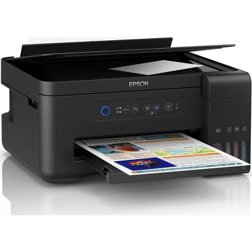 Impresora Multifuncional Inalámbrica Epson L Ecotank