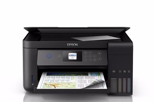 Impresora Todo-en-uno Epson Ecotank L Duplex Wifi A4