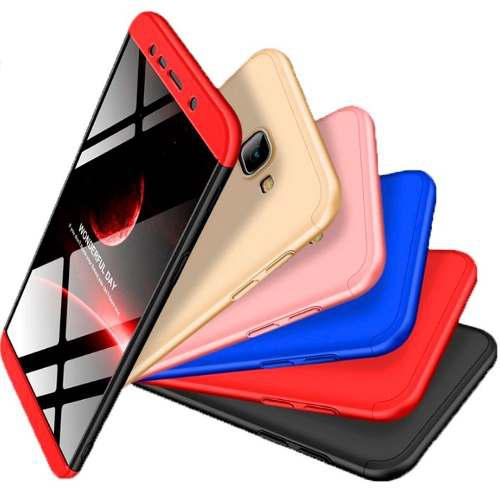 Carcasa, Case, Funda Protectora 360° Samsung Galaxy J4 Plus