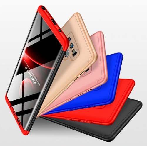 Carcasa, Case, Funda Protectora 360° Samsung Galaxy Note 9