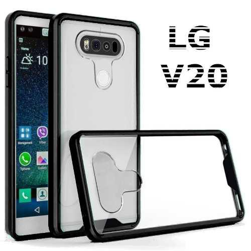 Clear Case Cover Lg V20 Protector Anti Shock