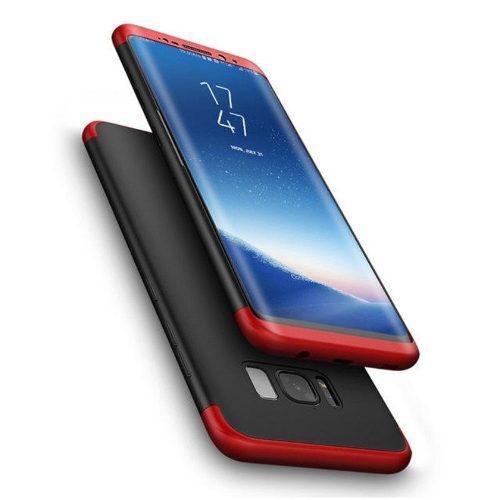Funda Case 3 Pza Protector 360 Samsung S8 S8 Plus