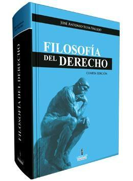 Libro Filosofía Del Derecho José Antonio Silva Vallejo