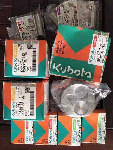 Repuestos Kubota Reparación Motor Maquinaria
