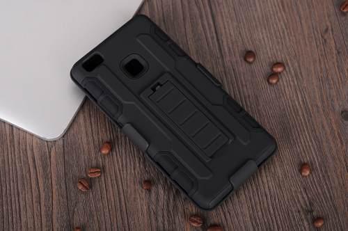 Tienda / Case Armor Huawei P8 Lite Carcasa Parante + Gancho