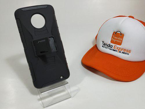 Tienda / Case Armor Motorola Moto G6 Play Plus Carcasa Funda