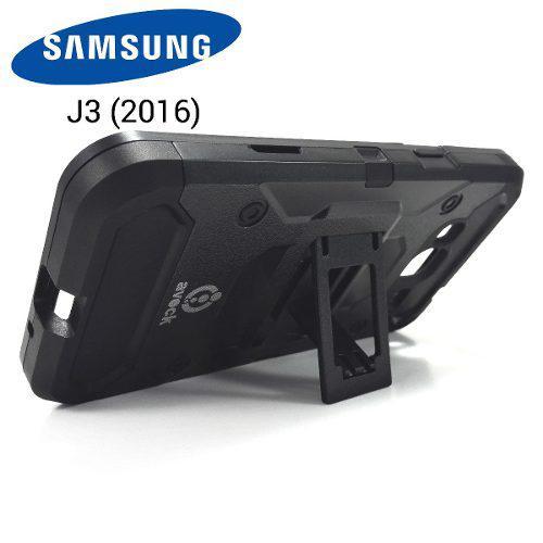 Tienda / Case Armor Samsung Galaxy J3 Carcasa Funda Parante