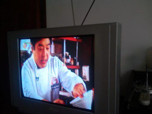 Tv 21 Pulgadas Hitech Pantalla Plana, Convencional