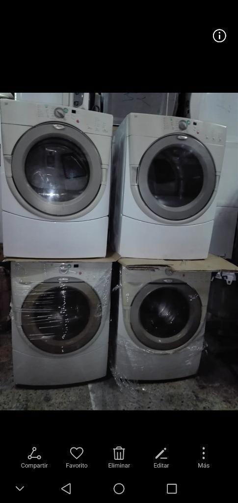 Lavadoras Y Secadoras Semi Industrial