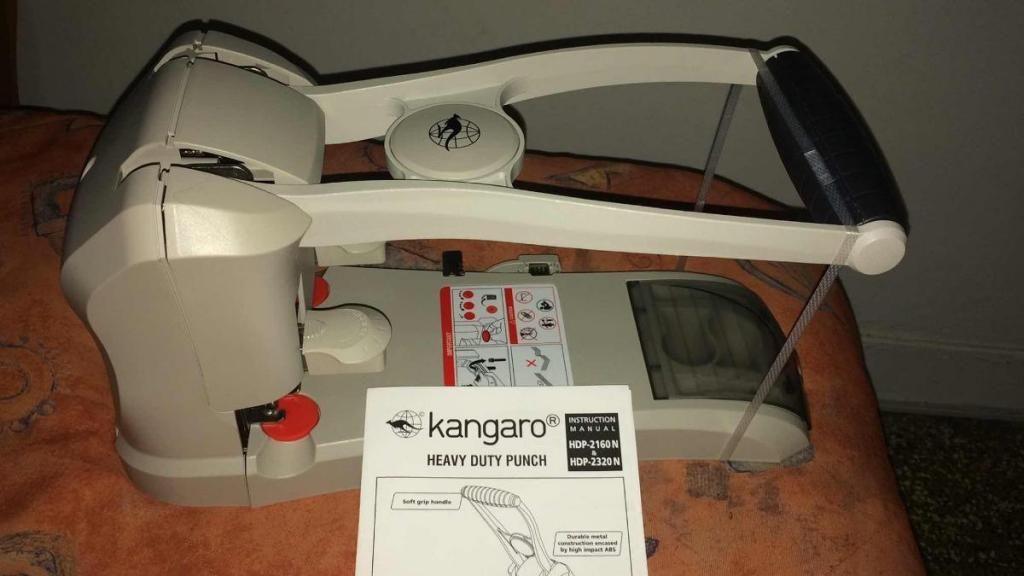 Perforador Kangaro 300 Hojas
