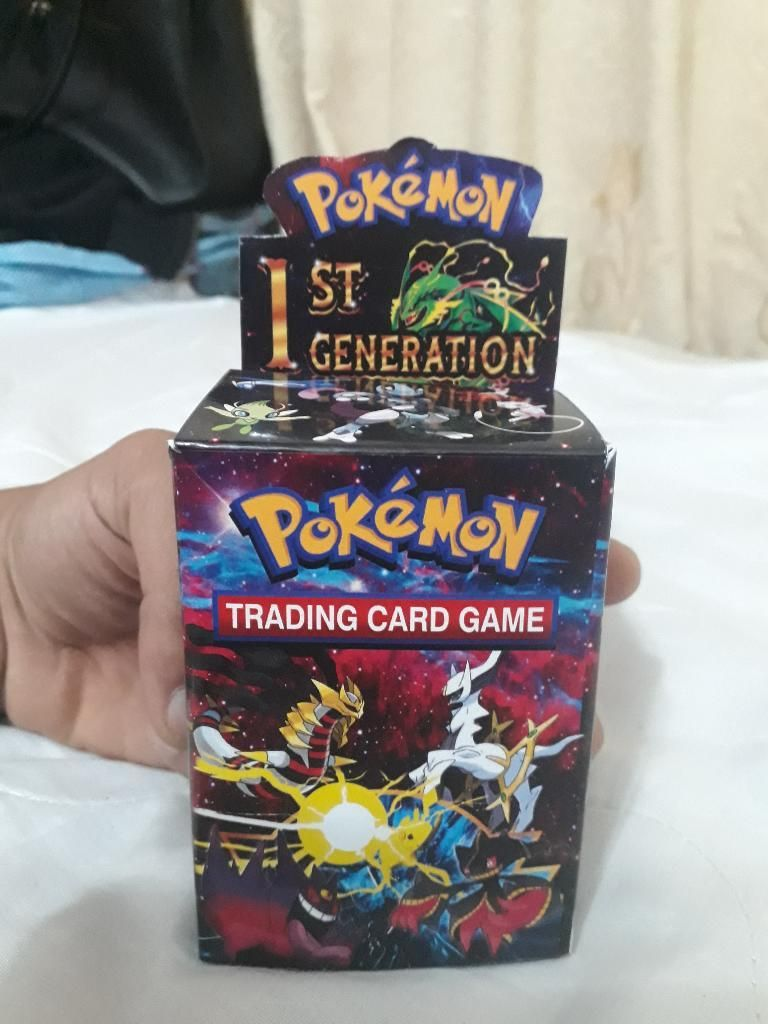 Cartas Pokemon Trading Card Game
