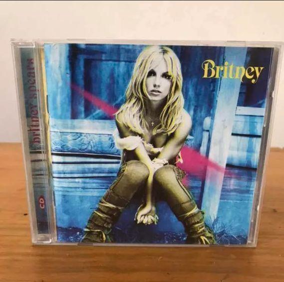 Cd Britney Spears De Colección Original Entrega Inmediata