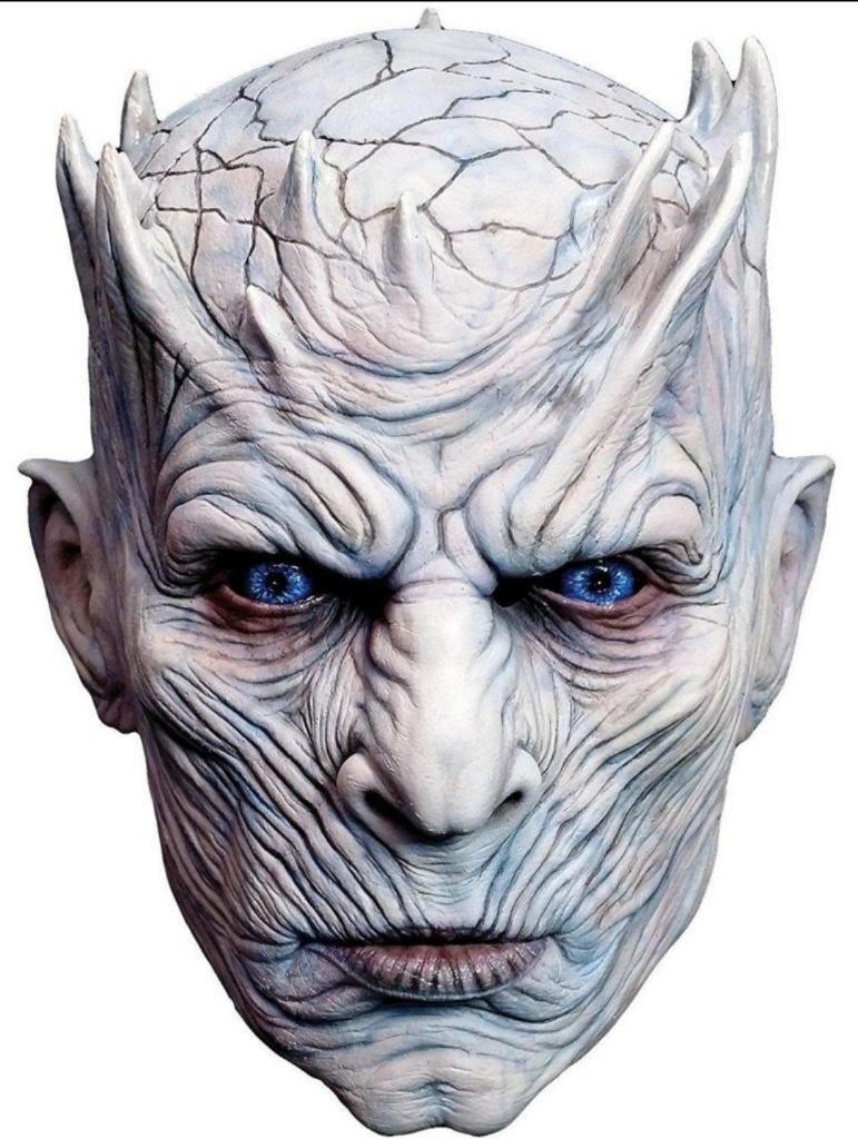 Máscara Rey de La Noche Game Of Thrones
