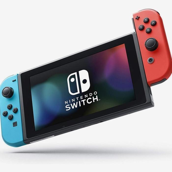 Consola Nintendo Switch Neón Juego Mario Kart 8 Deluxe