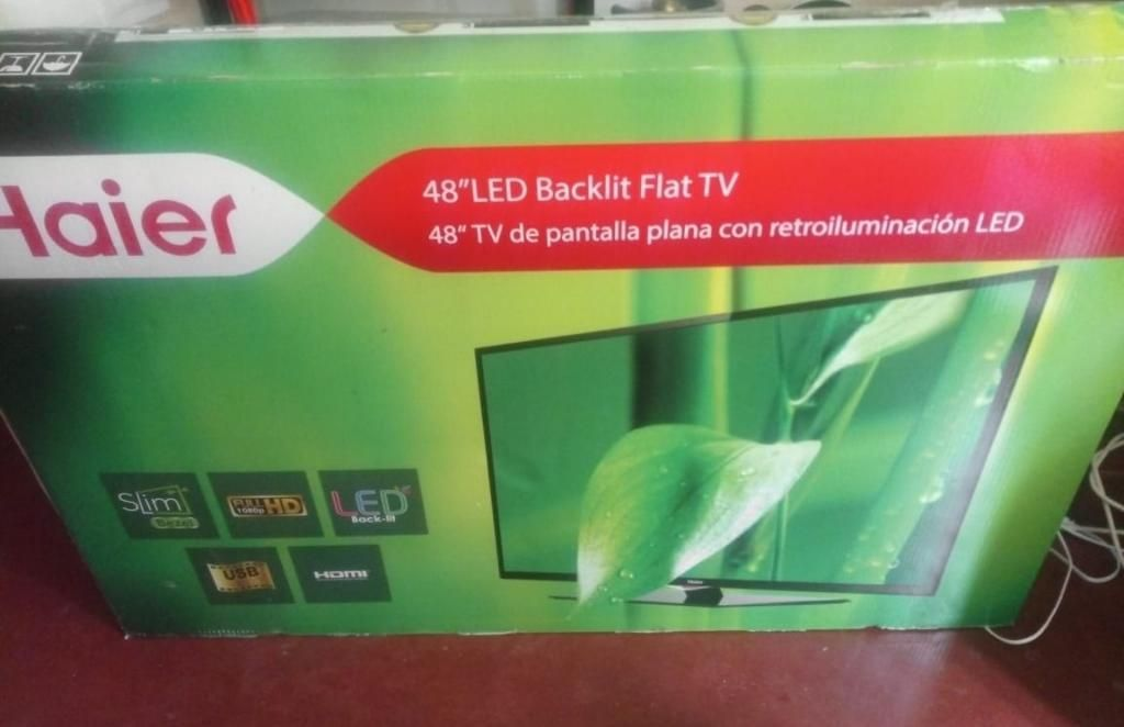 Televisor Haier 48 Pulgadas