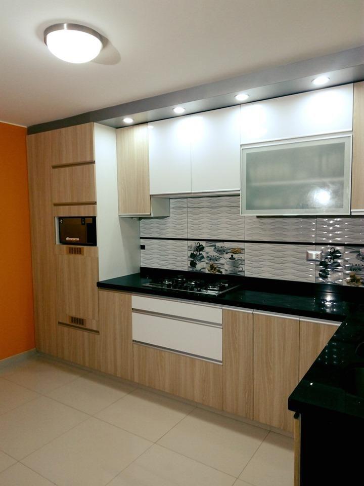 Muebles de cocinas. Modernas en decoración, modelos y