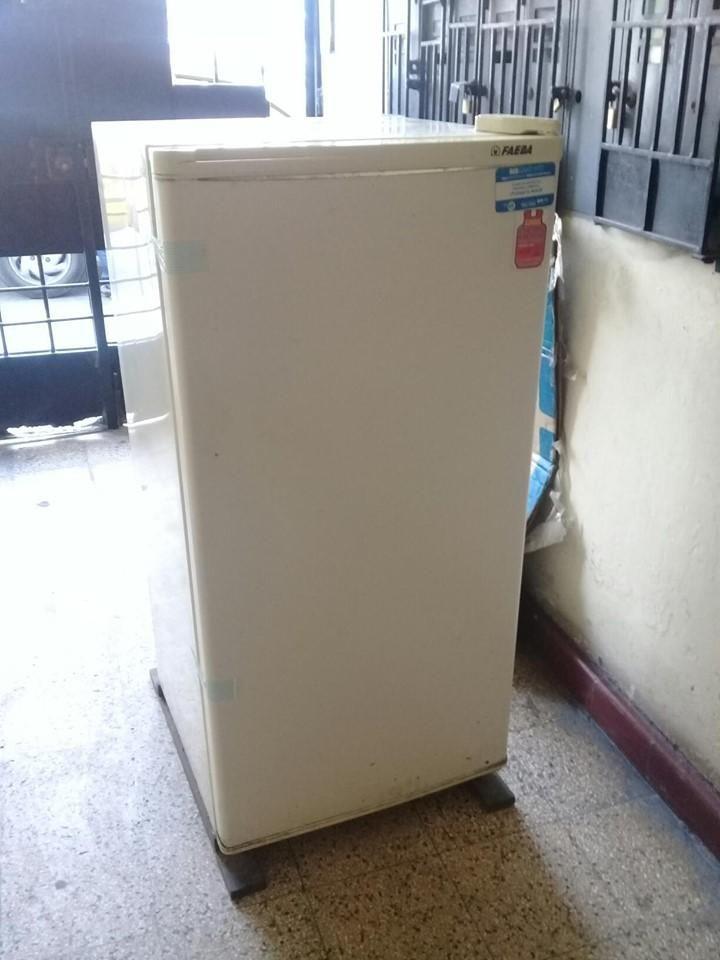 oferta refrigerador Faeda 1 puerta tamaño 1.60 cm