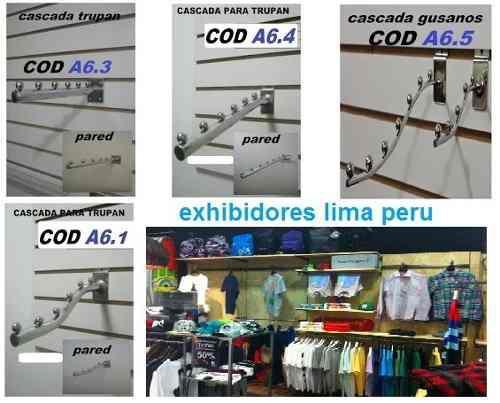 Exhibidores Para Tiendas Lima Peru