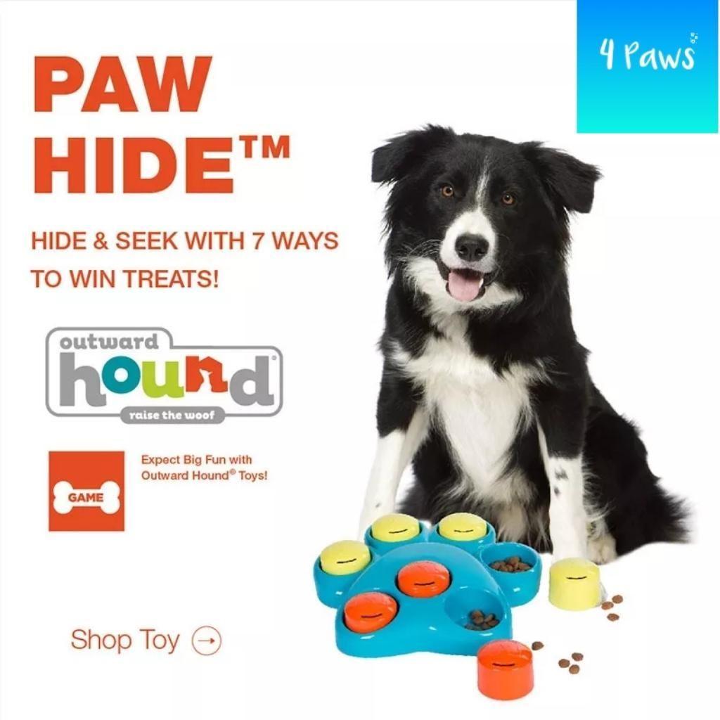Juguete Esconde Y Busca para Perros