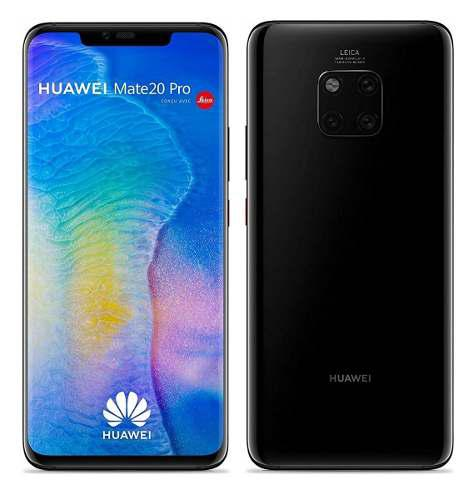 Huawei Mate 20 Pro / 6gb Ram / 128gb / 40+20+8mp / A Pedido