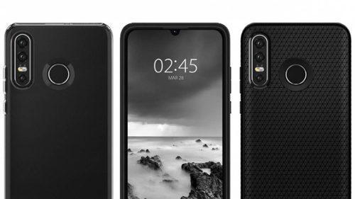 Huawei P30 Lite 128gb 4gb Ram Libre De Fabrica Sellado Negro