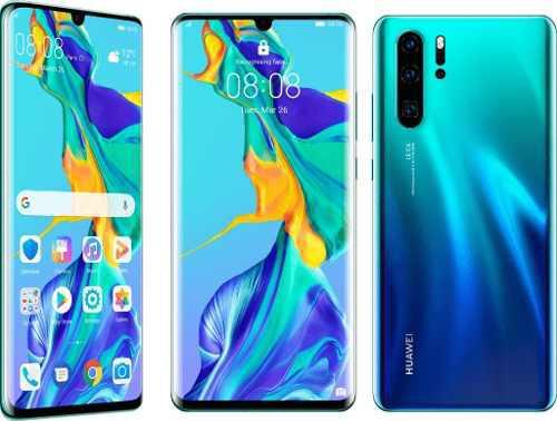 Huawei P30 Pro Kirin 980 2.6ghz Android 9.1 6.47